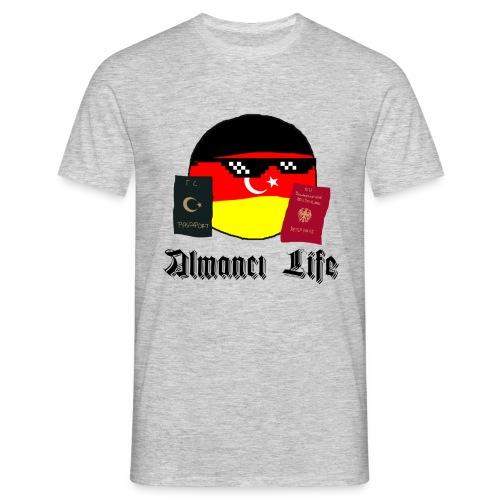 ALMANCI Life - Männer T-Shirt