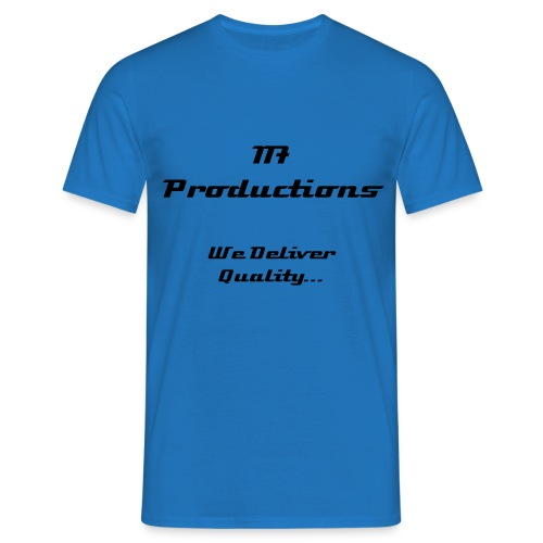 Mens 117 Productions Standard Adult T-Shirt - Men's T-Shirt