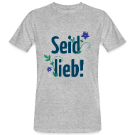 Männer-Bio-T-Shirt