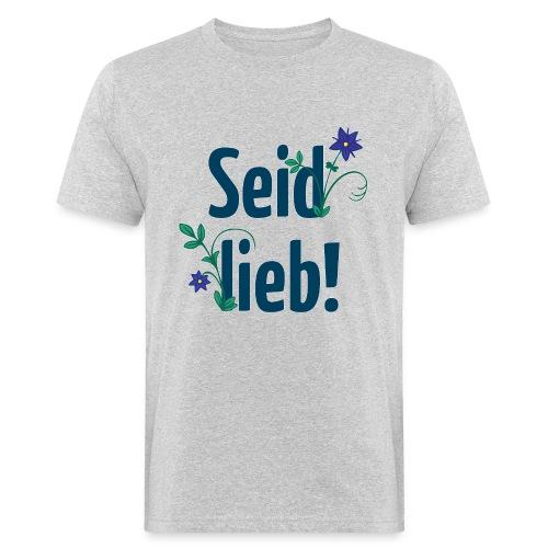 Männer-Bio-T-Shirt (M–XXL)