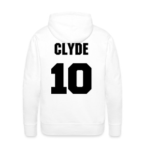 Bonnie And Clyde - Sweat-shirt à capuche Premium pour hommes