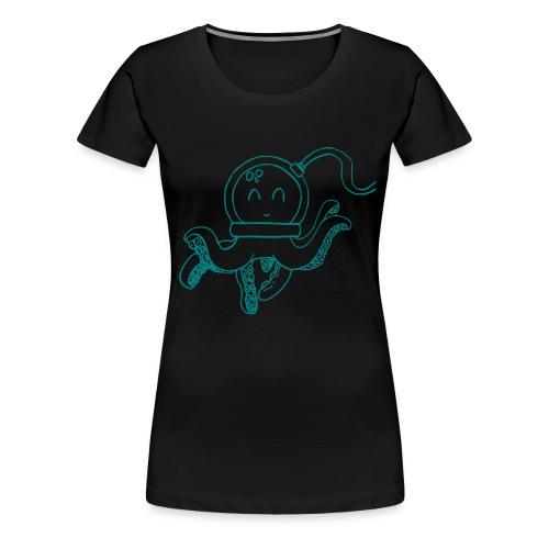 Octonaut - Frauen Premium T-Shirt