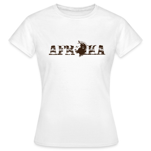 AFRIKA - T-shirt Femme