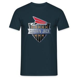 Captain Jack Logo Shirt - Männer T-Shirt