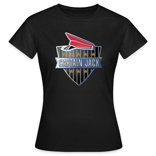 Captain Jack Logo Shirt - Frauen T-Shirt