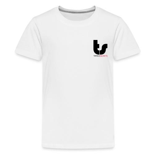Trance Secrets (Teenage) Premium T-Shirt  - Teenage Premium T-Shirt