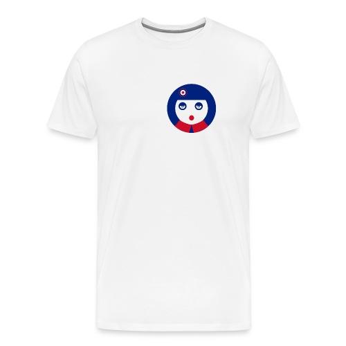 camiseta shirt mod  - Camiseta premium hombre
