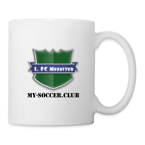 1. FC Münster - Tasse