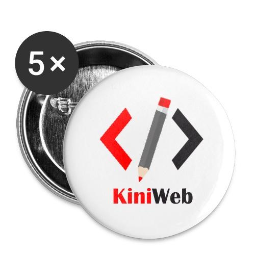Badges - KiniWeb - Badge petit 25 mm