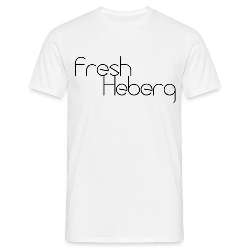 T-Shirt Fresh-Heberg - T-shirt Homme