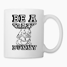 Crazy Bunny Mugs & Drinkware
