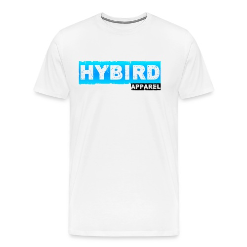 Hybird Apparel Blue - Men's Premium T-Shirt