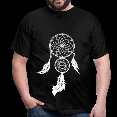 Herzblut Dreamcatcher - Männer T-Shirt