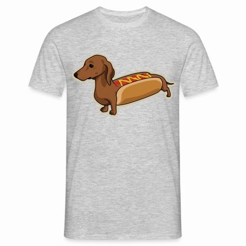 Hot-Dog Dog - T-shirt Homme