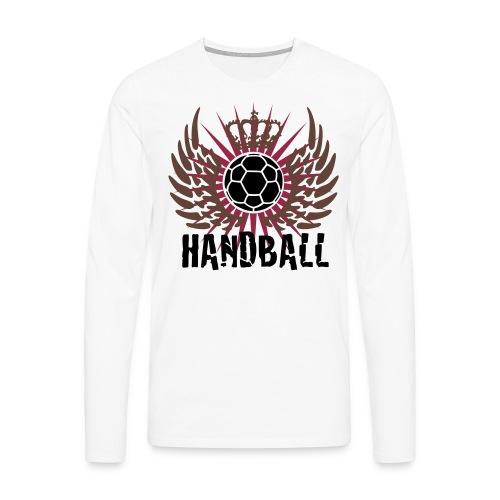 Handball - Männer Premium Langarmshirt
