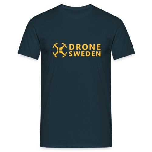 T-shirt - Drone Sweden - T-shirt herr