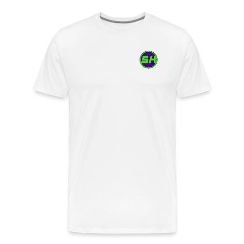 SkyHyperion Classic Colours - White - Men's Premium T-Shirt