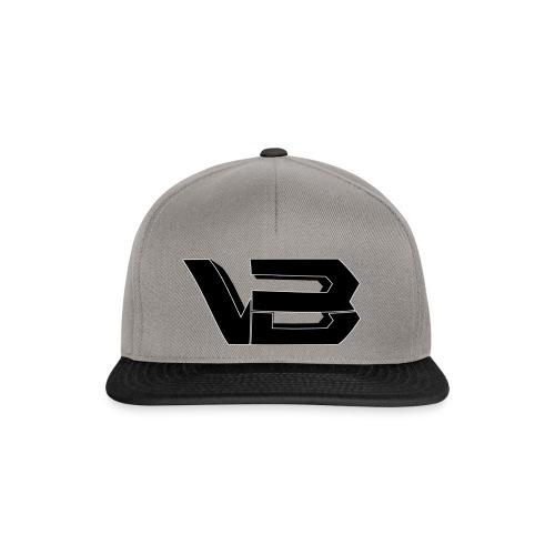 ViiBz Snap-back Grey - Snapback Cap