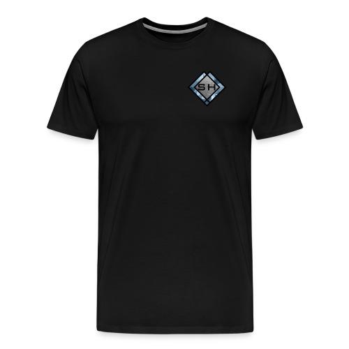 SkyHyperion Diamond Tee - Men's Premium T-Shirt