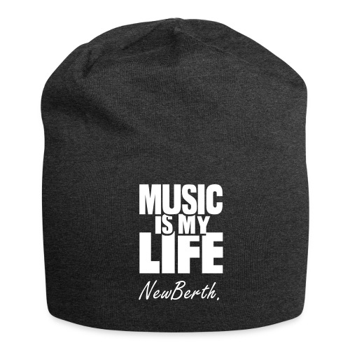 Jersey Beanie - Enjoy our music with this awesome cap