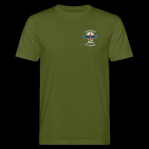 t-shirt terrain - T-shirt bio Homme