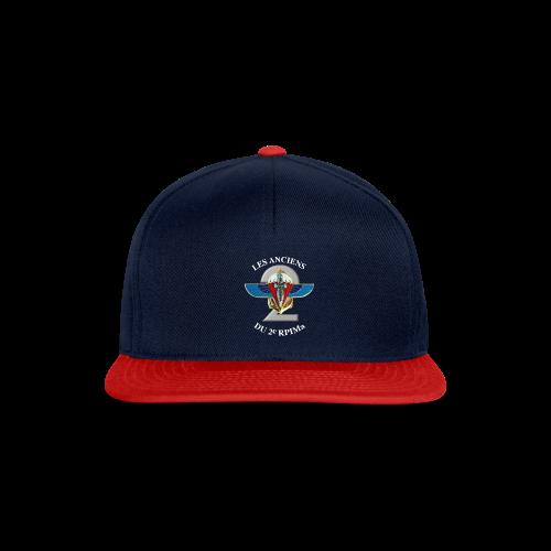 casquette des anciens du 2 - Casquette snapback