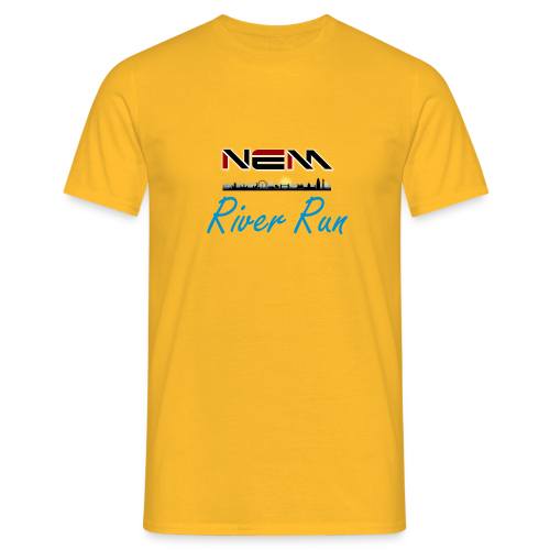 NEM River Run Edition T-Shirts V1 - Men's T-Shirt