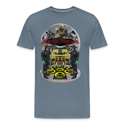 dukes of hazard - Mannen Premium T-shirt