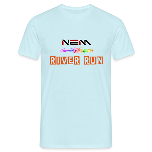 NEM River Run Edition T-Shirts V2 - Men's T-Shirt