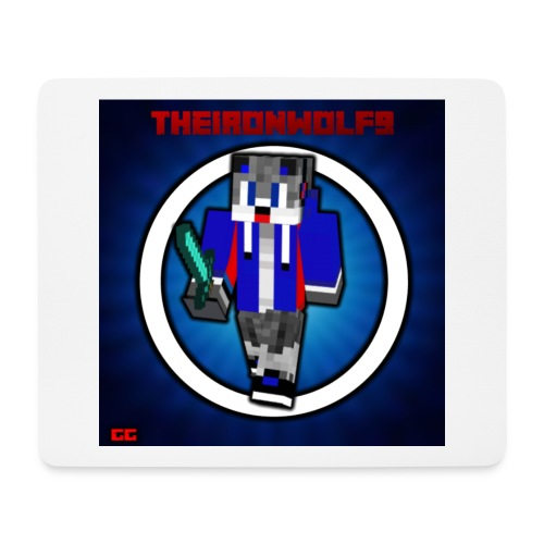 TheIronWolf Mousemat - Mouse Pad (horizontal)