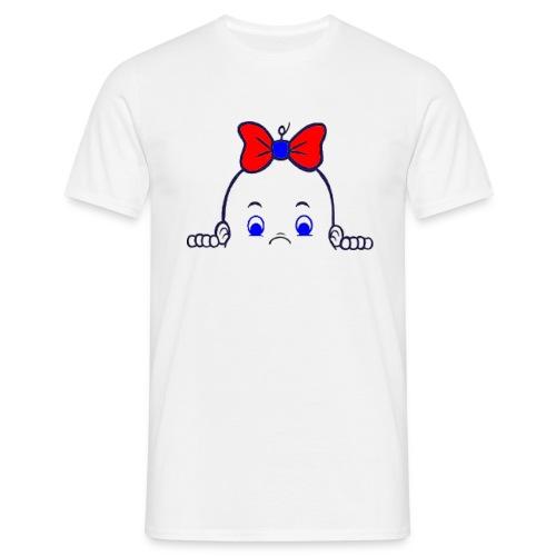 Baby looks Männer T-Shirt - Männer T-Shirt
