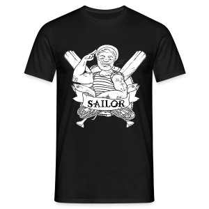 T-shirt Homme Sailor - T-shirt Homme