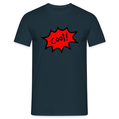 Männer T-Shirt Cool - Männer T-Shirt