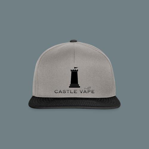 Castle Vape Premium Cap - Snapback Cap