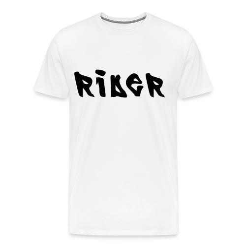 T-Shirt Rider - T-shirt Premium Homme