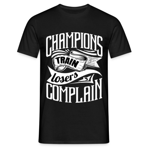champions - T-shirt Homme