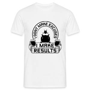 Make results - T-shirt Homme