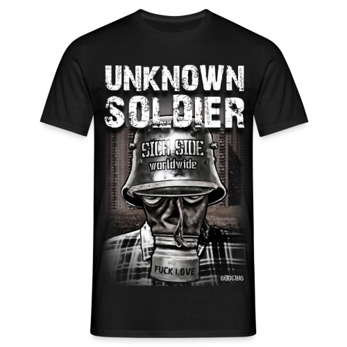 Unknown Soldier - Camiseta hombre