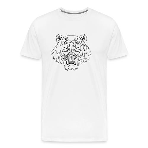 kenzo shirt - Mannen Premium T-shirt