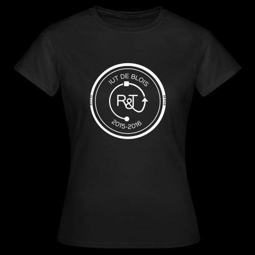 R&T Blois 2015-2016 - Femme - T-shirt Femme