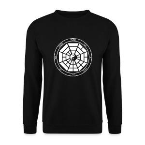 Bagua & Taiji Sweater (black) - Mannen sweater