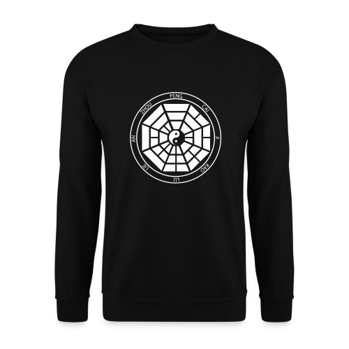 Bagua & Taiji Sweater (black) - Mannen sweater