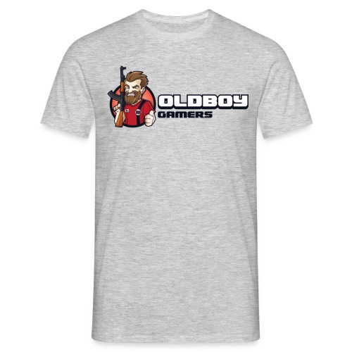 Oldboy Gamers - T-skjorte for menn