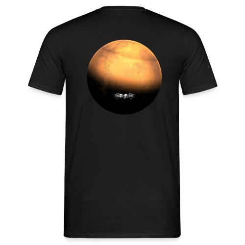 MARS Planet - T-shirt Homme