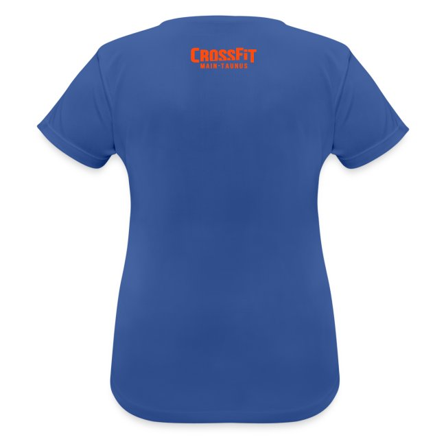 Frauen T-Shirt (atmungsaktiv) #5