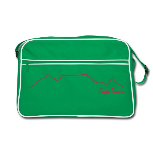 Cape Town Retro Bag - Retro Tasche