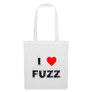 I Heart Fuzz - Tote Bag
