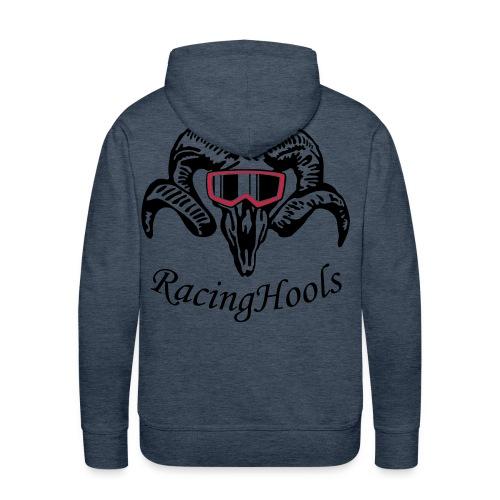 RacingHools Hoodie colour - Männer Premium Hoodie