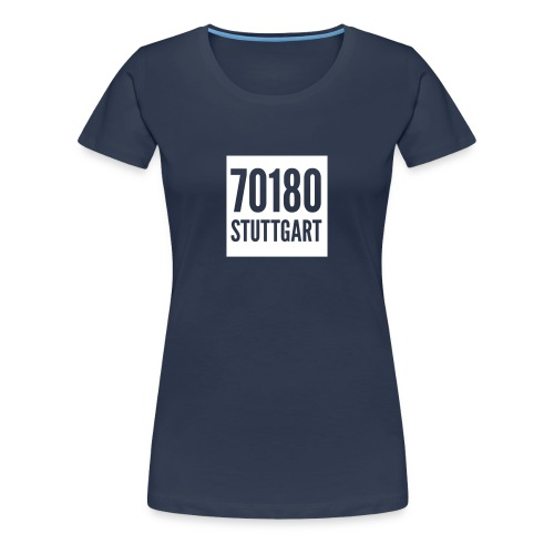 70180 für Frauen - Frauen Premium T-Shirt