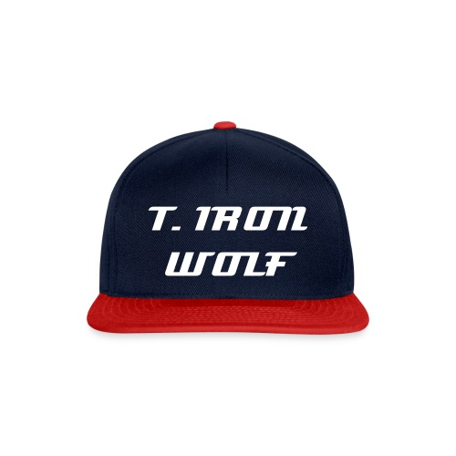TheIronWolf Snapback - Snapback Cap